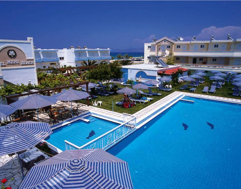 Kos Hotel Meni Beach In Tigaki